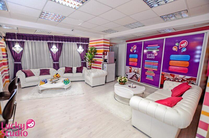 Contacteaza videochat Lucky Studio Iasi