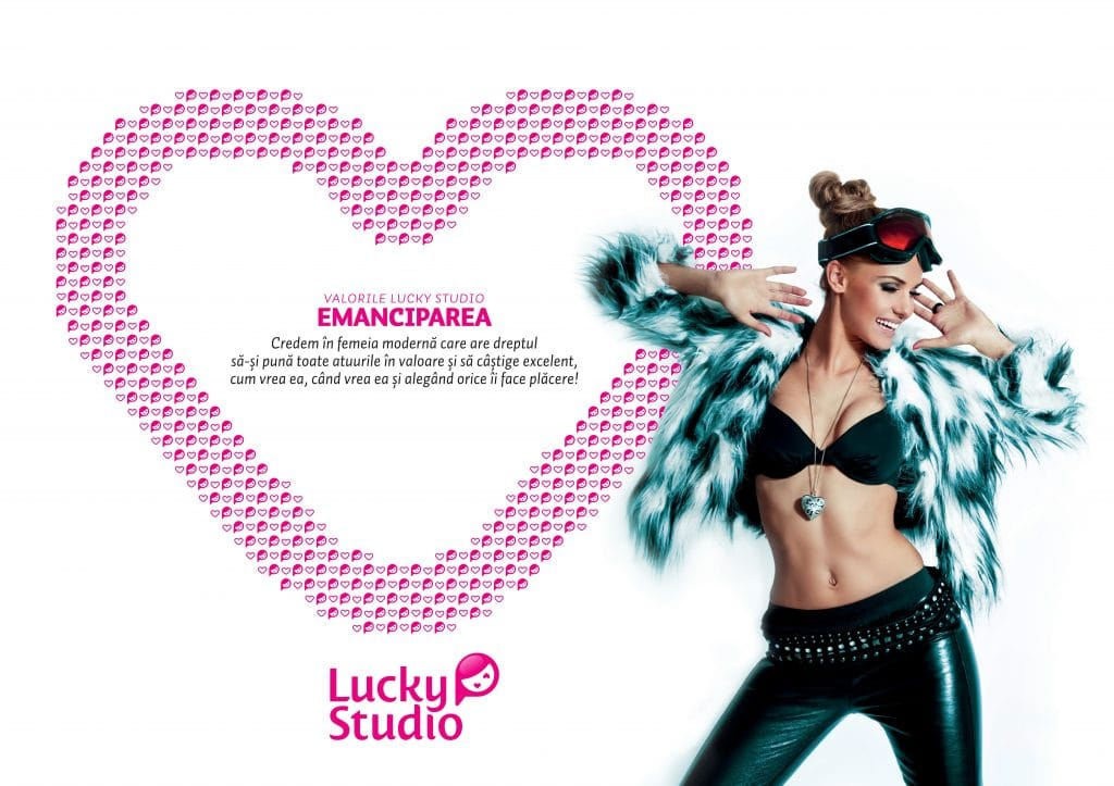 Lucky Studio angajare videochat modele Emanciparea