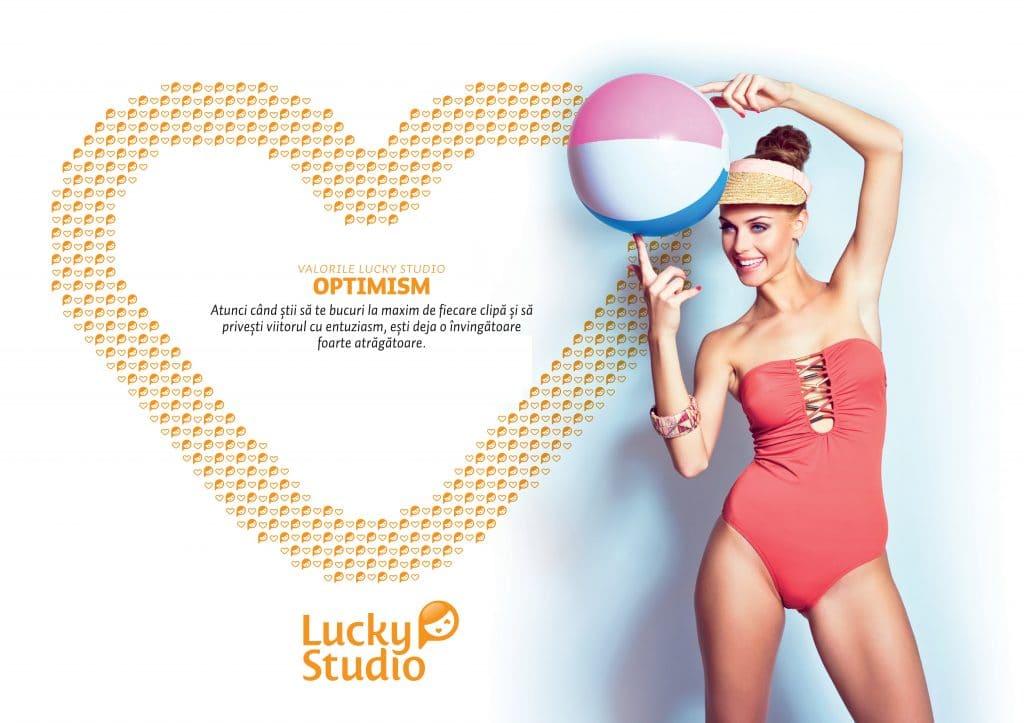 Lucky Studio angajare videochat modele Optimism